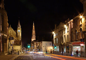 High West Street at Night, Dorchester