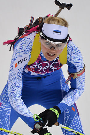 Olympics Biathlon Sprint Women