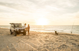 4WD on the Coral Coast Western Australia