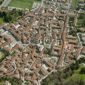 Stezzano aerial photos