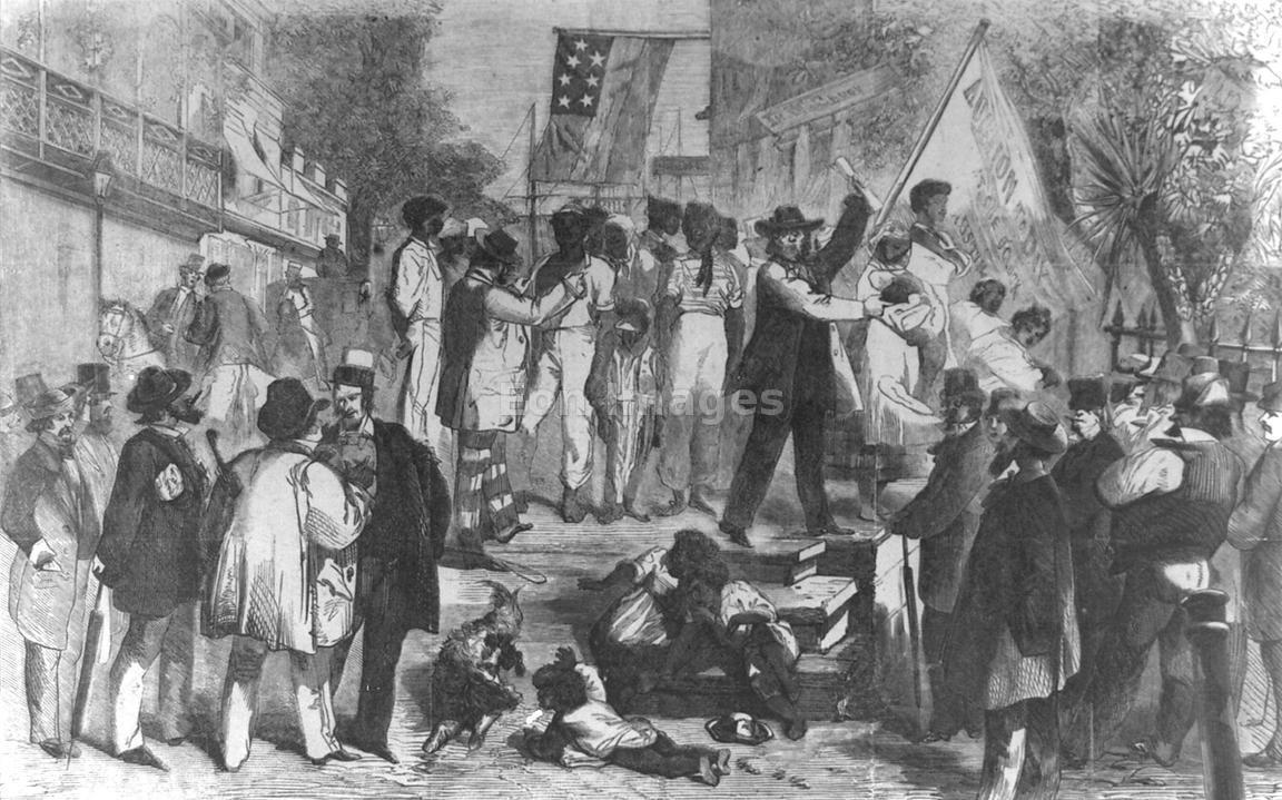 women in slave resistance