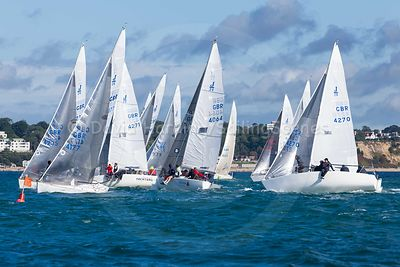 J/24 Autumn Cup 2016 photos