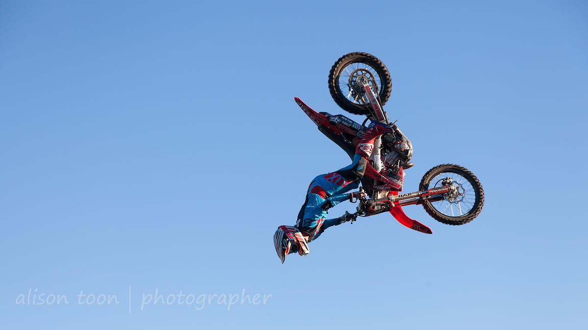 Jack-in-the-Box FMX at California State Fair photos