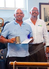 Prize-giving at Weymouth Regatta 2018, 20180909014.