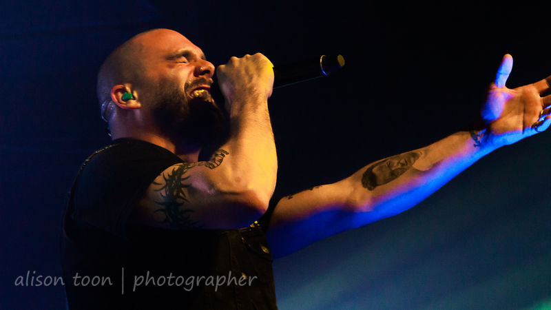 Jesse Leach, vocals, Killswitch Engage
