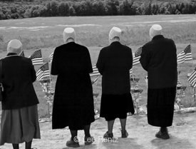 Mennonite Women at Flight 93 National Memorial