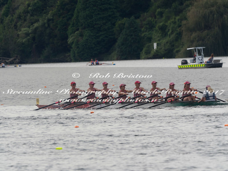 Taken during the NZSSRC - Maadi Cup 2017, Lake Karapiro, Cambridge, New Zealand; ©  Rob Bristow; Frame 2796 - Taken on: Saturday - 01/04/2017-  at 16:12.13