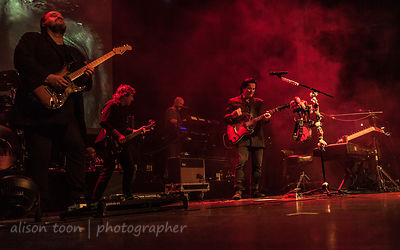 Marillion tour 2016 San Francisco