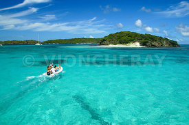 tobago cays, iles grenadines