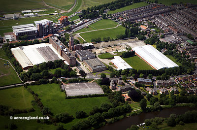 Chocolate Factory - the  former Terry's Chocolate Factory  York