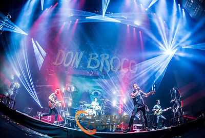 Don Broco - Bournemouth International Centre 01.11.16 photos