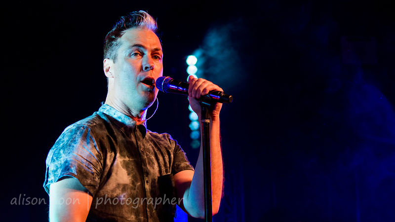Michael Fitzpatrick, vocals, Fitz & The Tantrums