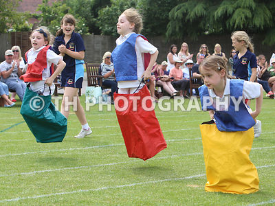 Little King's and KS1 Sports Day. 13th June 2018. photos