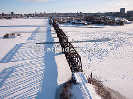 Prince of Wales Railway Bridge, Ottawa