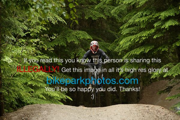 Monday June 25th Heart Of Darkness bike park photos