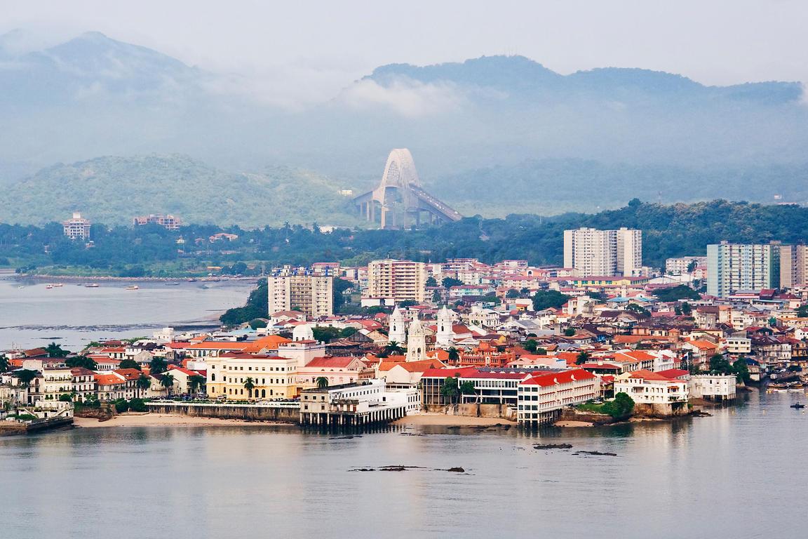 Casco Viejo (Old Town) Panamá Central America
