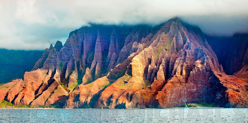 twilight na pali