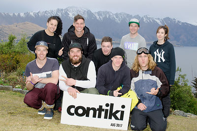 CONTIKI SKI TOURS 28 AUGUST 2017 photos