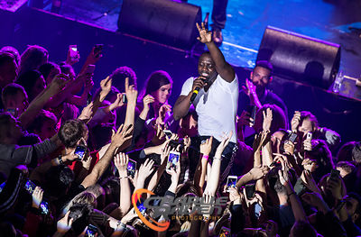Akon - O2 Academy Bournemouth 01.11.17 photos