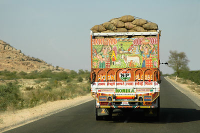 Rajasthan - sur la route photos