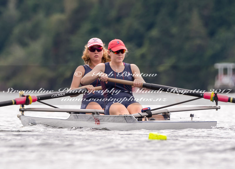 Taken during the NZSSRC - Maadi Cup 2017, Lake Karapiro, Cambridge, New Zealand; ©  Rob Bristow; Frame 1178 - Taken on: Friday - 31/03/2017-  at 13:28.46
