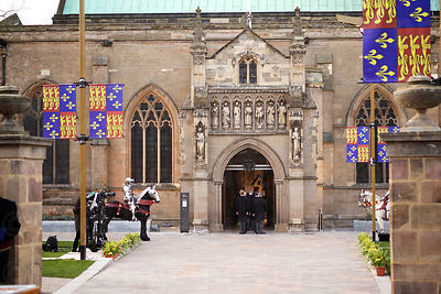 Richard III Reinterment - With Honour & Dignity