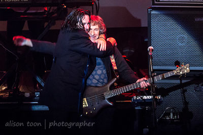 Steve Hogarth and Pete Trewavas, Marillion, Montreal, 2015, Saturday