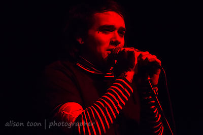 Tyler, Dennen, vocals, Sworn In, Sacramento