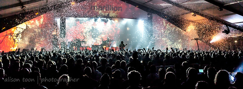 Marillion PZ weekend 2015 photos