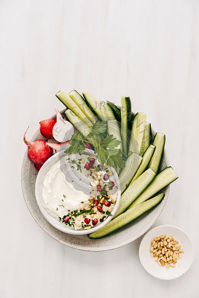 Tahini Yogurt Sauce