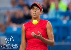 Western & Southern Open 2017, Cincinnati, United States - 14 Aug 2017