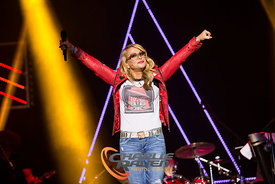 Anastacia live in Bournemouth