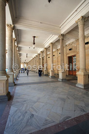 Mill Colonnade, Karlovy Vary, Czech Republic