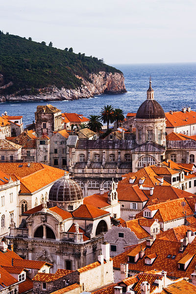 The Old City of Dubrovnik and Lokrum Island, Croatia
