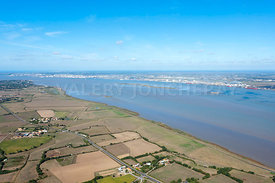 photo: estuaire de la Loire
