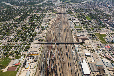 CPR Rail Yard, Winnipeg