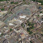 Watford aerial photos
