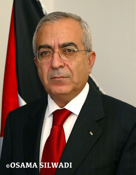 Salam Fayyad photos