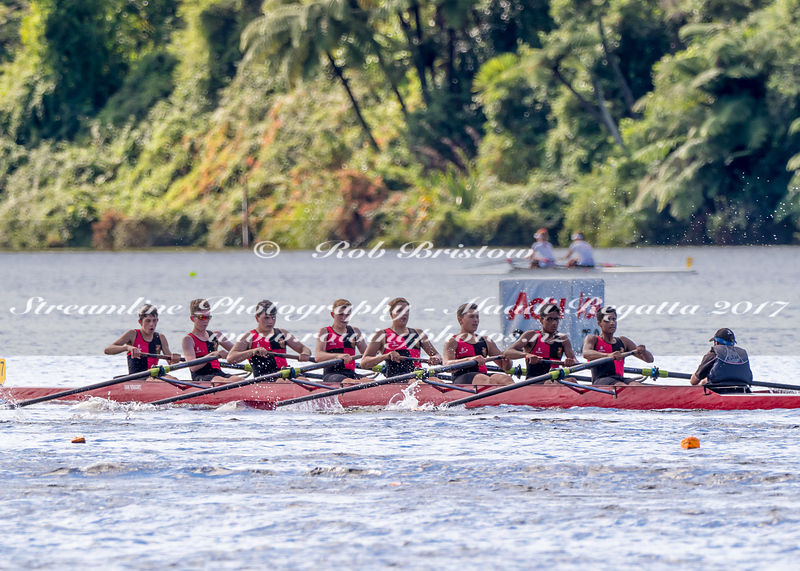 Taken during the NZSSRC - Maadi Cup 2017, Lake Karapiro, Cambridge, New Zealand; ©  Rob Bristow; Frame 1473 - Taken on: Friday - 31/03/2017-  at 15:43.48