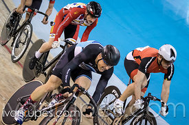 Master B Men Keirin Round 1 Ontario Track Provincial Championships, March 6, 2016