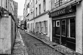 Passage Pouchet Paris 17th
