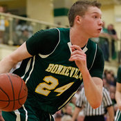 Basketball: Bonneville vs. Twin Falls (4A semifinal) 3/7/14 photos