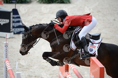 Reed KESSLER ,(USA), CHARITY 33 during Negrita Trofey competition at CSIO5* Barcelona at Real Club de Polo, Barcelona - Spain