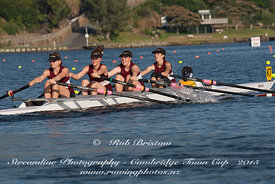 Taken during the Cambridge Town Cup 2015, Lake Karapiro, Cambridge, New Zealand; ©  Rob Bristow; Frame 0 - Taken on: Sunday - 25/01/2015-  at 08:31.46
