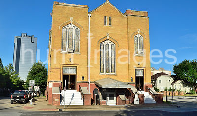 Allen Chapel AME Church in Fort Worth, Texas