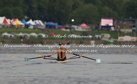 Taken during the NZSSRC - Maadi Cup 2017, Lake Karapiro, Cambridge, New Zealand; ©  Rob Bristow; Frame 500 - Taken on: Friday - 31/03/2017-  at 08:28.34