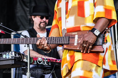 John Lee Hooker Jr., Last blues show, Sacramento 2013