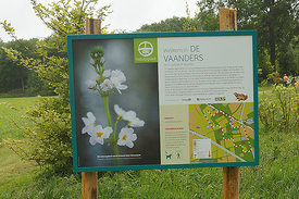 Opening of new nature reserve Natuurpunt Vaanders