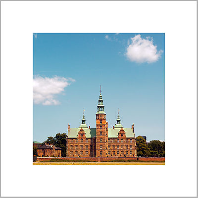 12th July 2013 - Rosenborg Castle - Copenhagen (Denmark)