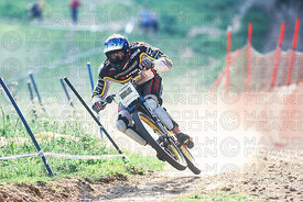 NICOLAS VOUILLOZ MARIBOR, SLOVENIA. TISSOT MOUNTAIN BIKE WORLD CUP 2001